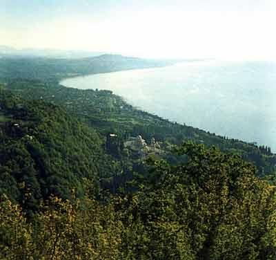 Анакопийская иверская гора